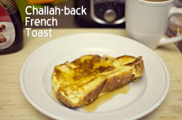 Challah-back French Toast
