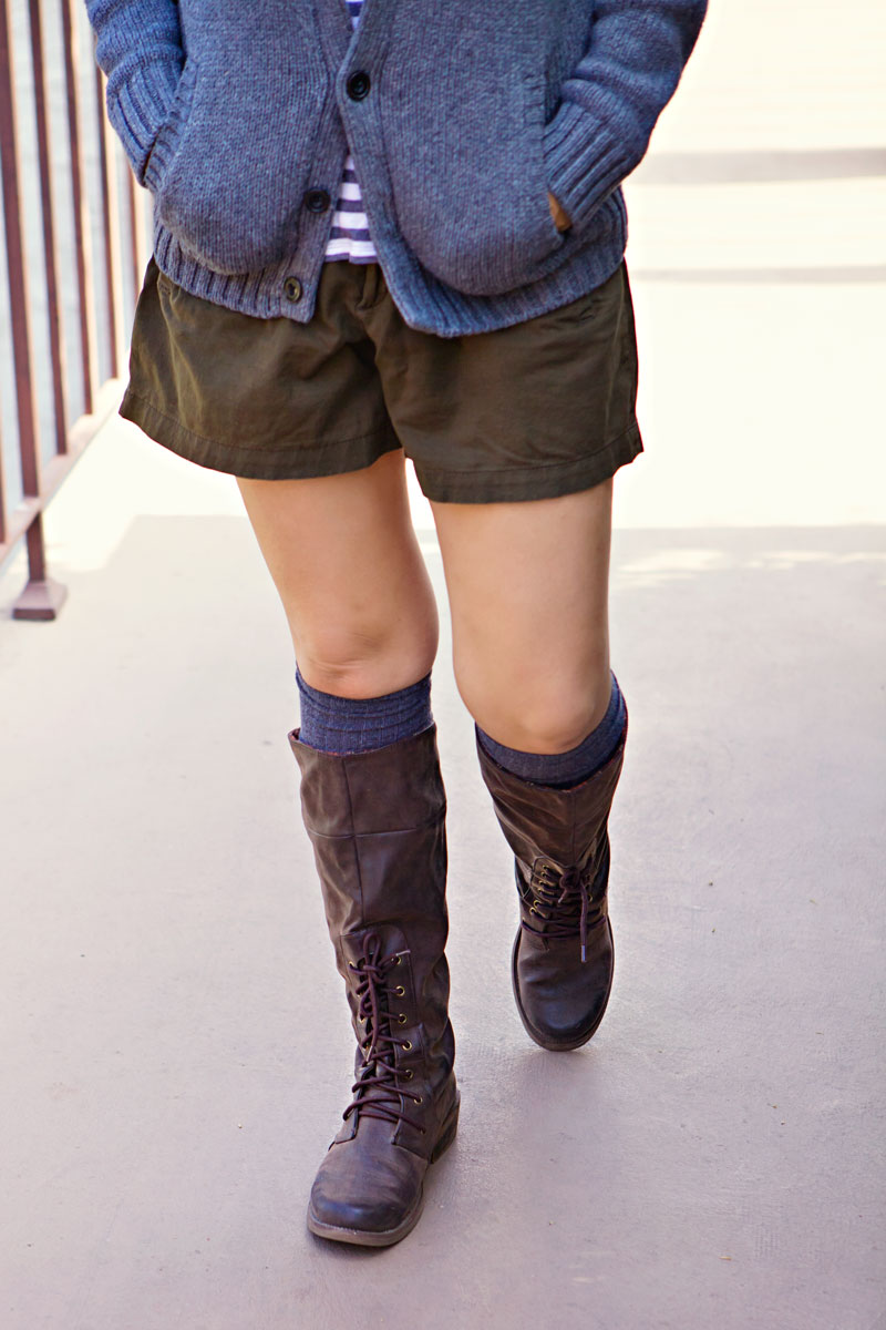 Shorts Boots This Mom S Gonna Snap