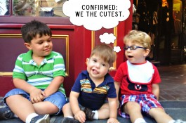 Heart Buddies at Disneyland