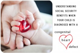 Disability Benefits for Children with CHD