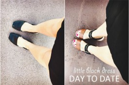 Day or Date: LBD for Beach or Evening