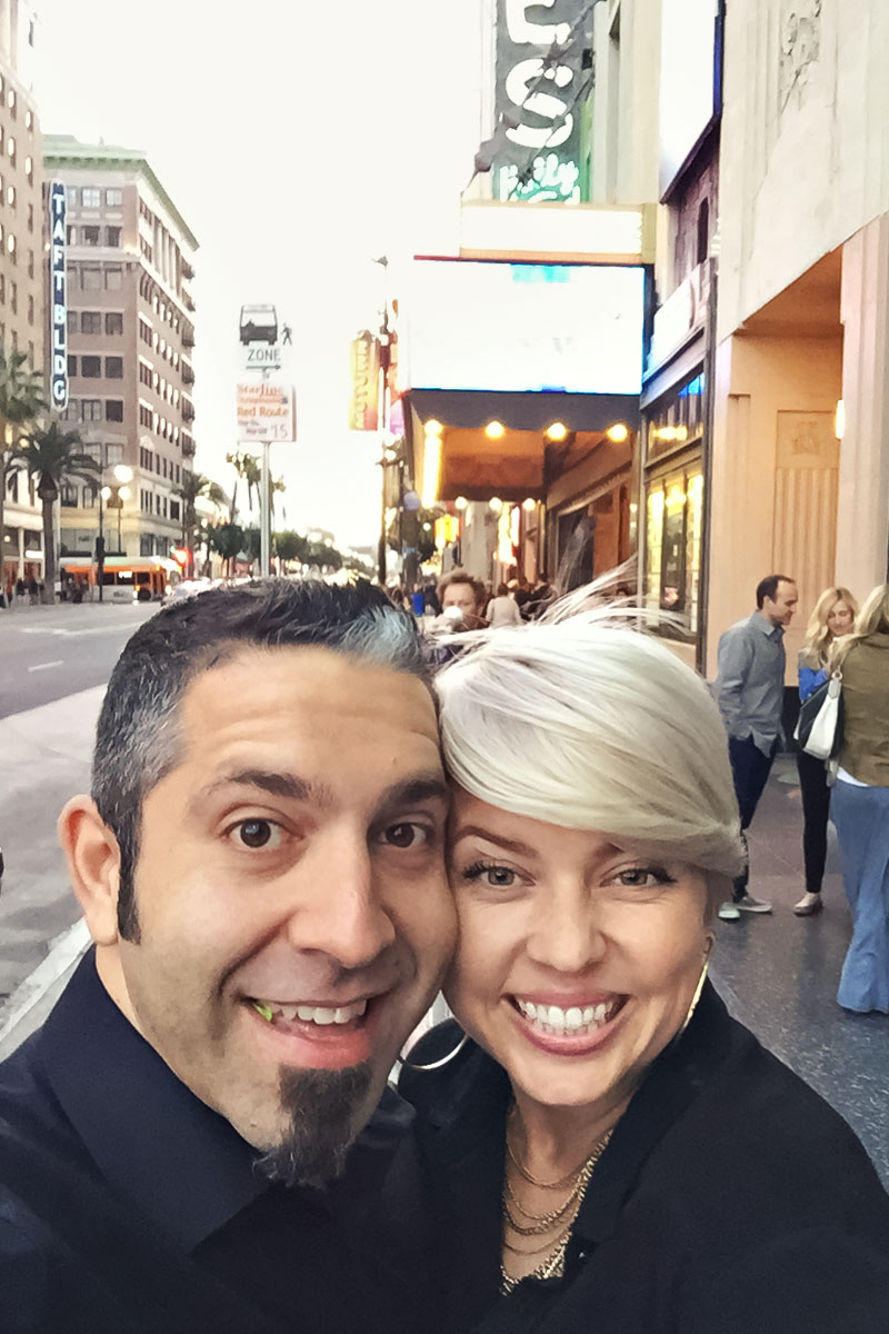 date night, going places, newsies musical, hollywood, pantages