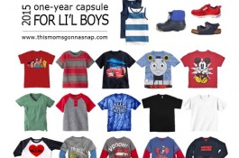 Creating a Capsule Wardrobe for Kids