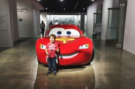 going places, petersen automotive museum, museum row, los angeles