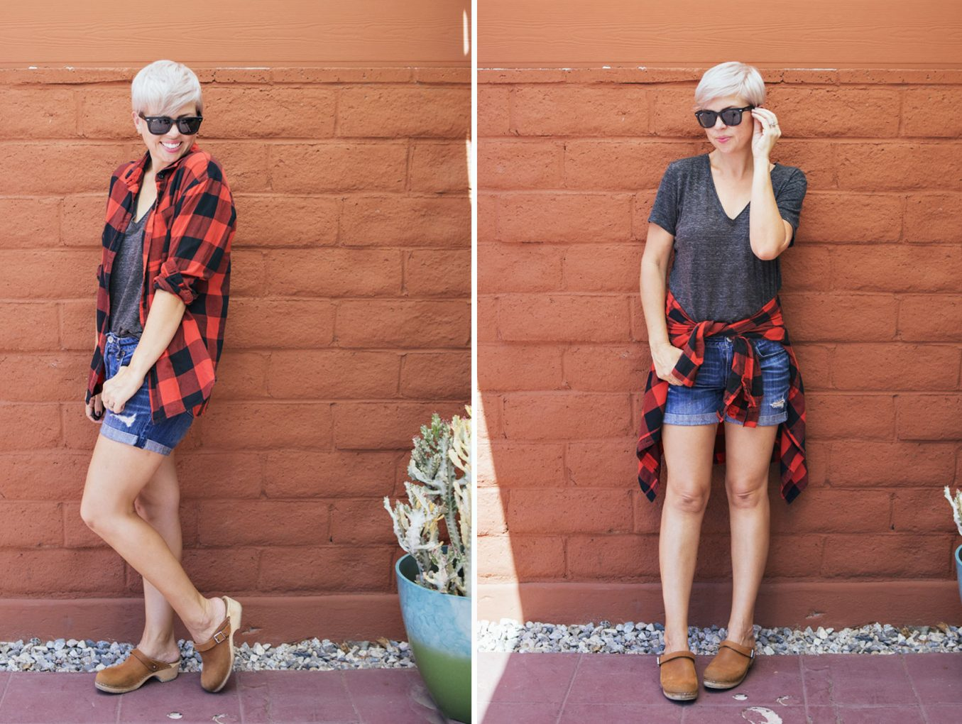 5 Outfit Ideas for Warm Fall Days