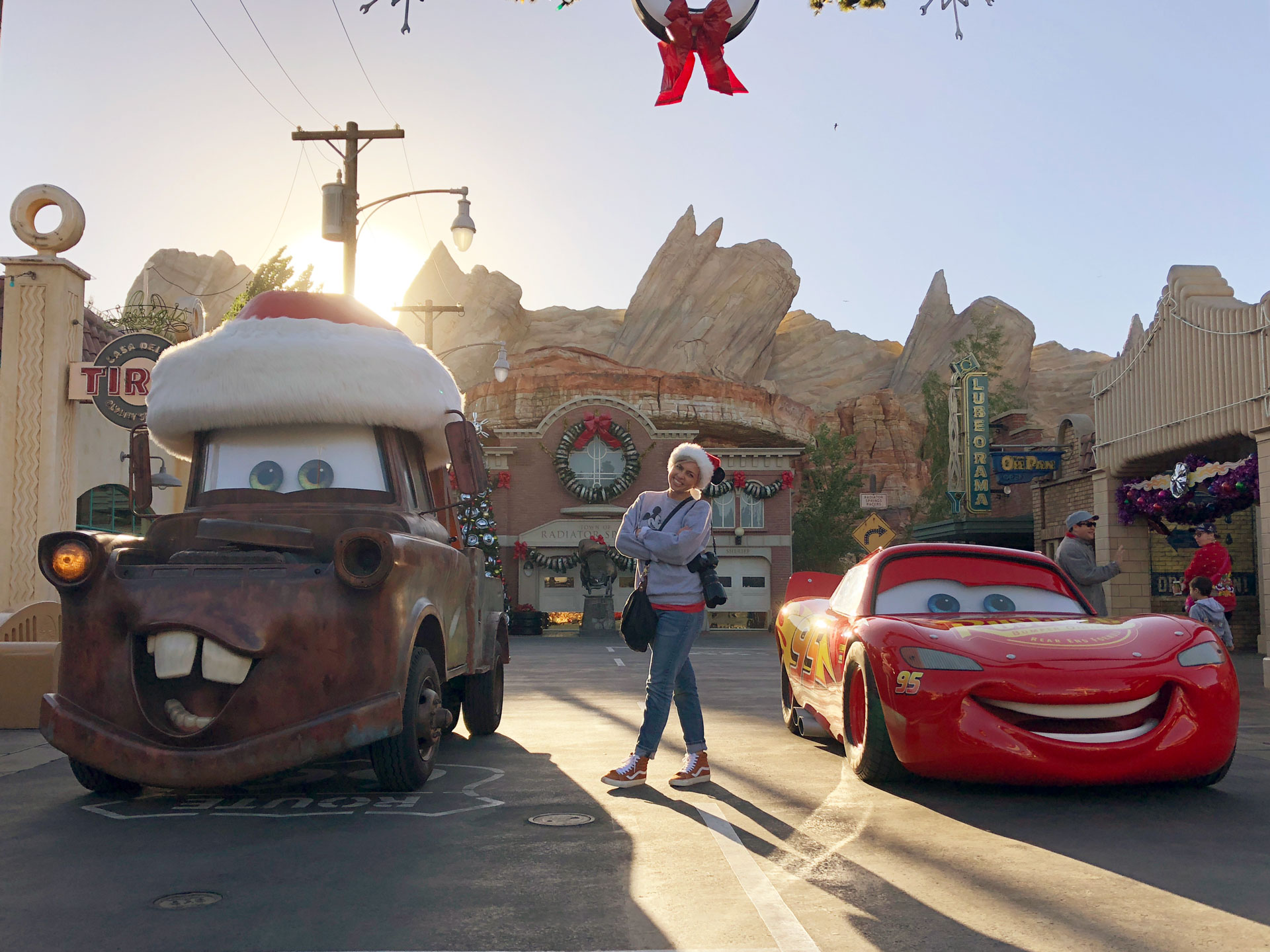 holiday wrap up, carsland event