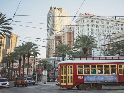 Trip to New Orleans!