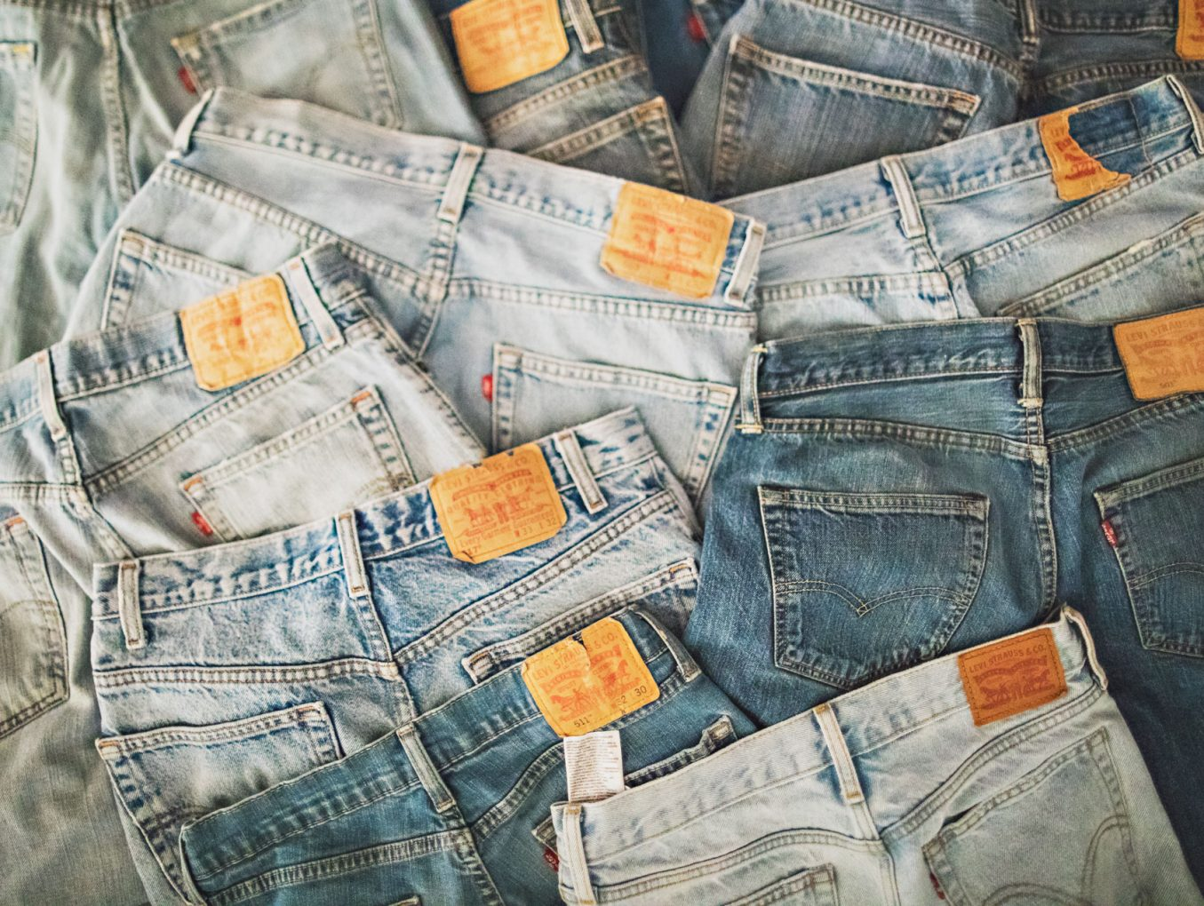 Finding the Right Jeans | Vintage Levi's Fit Guide