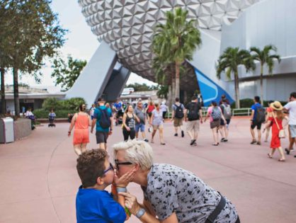 Epcot Moment to Remember: September