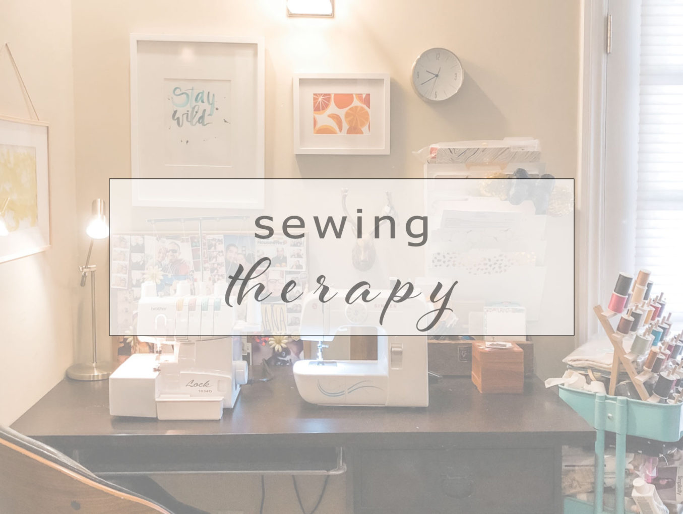Sewing Therapy