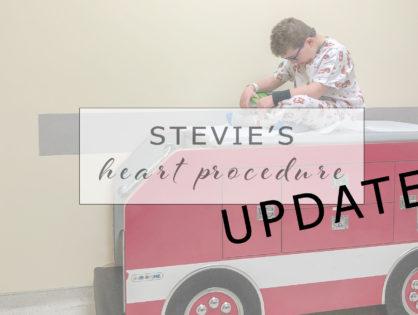 Open Heart Surgery Update